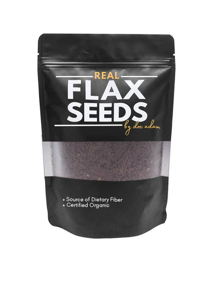 Real Flax Seeds (250grams)