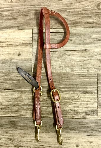 Trainingsbridle with clips by Professional's Choice
