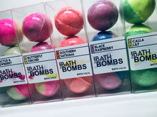Load image into Gallery viewer, Southern Satsuma Bath Bomb 3 Pack - BATH HAUS & CO.