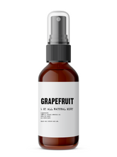 Load image into Gallery viewer, Grapefruit - All Natural Body Mist - BATH HAUS & CO.