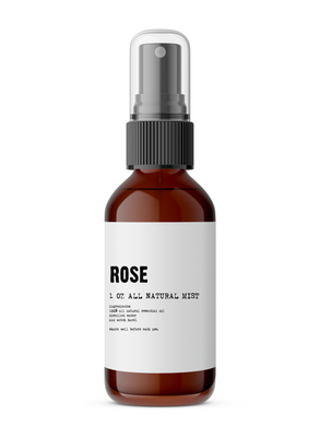 Rose - All Natural Body Mist - BATH HAUS & CO.