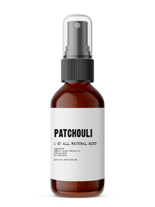 Patchouli - All Natural Body Mist - BATH HAUS & CO.