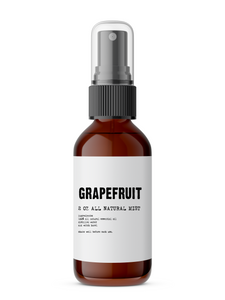 Grapefruit - All Natural Body Mist - BATH HAUS & CO.