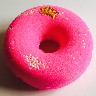 The Queen Bath Bomb Donut - BATH HAUS & CO.