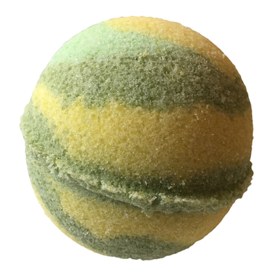 Avocado Lemongrass Bath Bomb - BATH HAUS & CO.