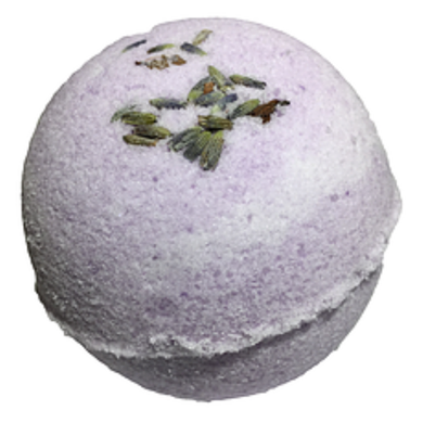 Lavender Fields Bath Bomb - BATH HAUS & CO.