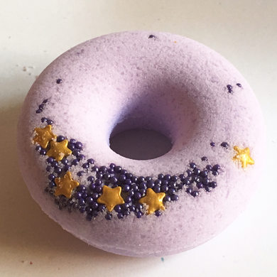 Shoot for the Stars Bath Bomb Donut - BATH HAUS & CO.