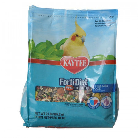 Kaytee Forti Diet Pro Health Cockatiel Food
