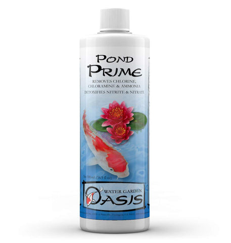 Seachem Pond Prime Water Conditioner