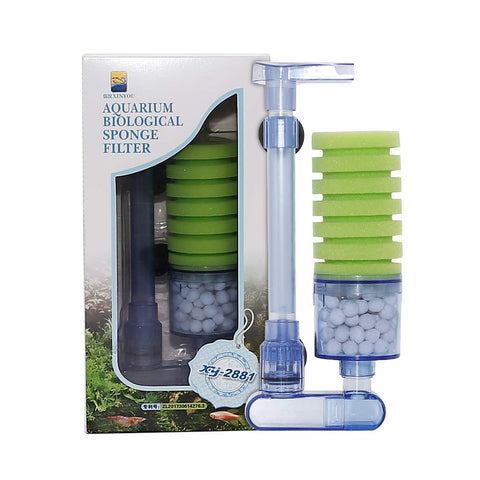 upettools Aquarium Biochemical Sponge Filter