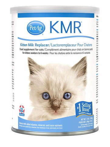 KMR - Kitten Milk Replacer 12 oz.
