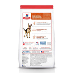Hill's Science Diet Dry Dog Food, Adult 6+ for Senior Dogs, Large Breeds, Chicken Meal, Barley & Brown Rice Recipe