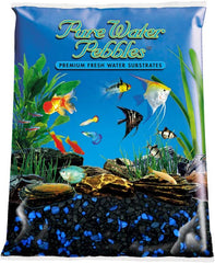 Pure Water Pebbles Aquarium Gravel, 5-Pound