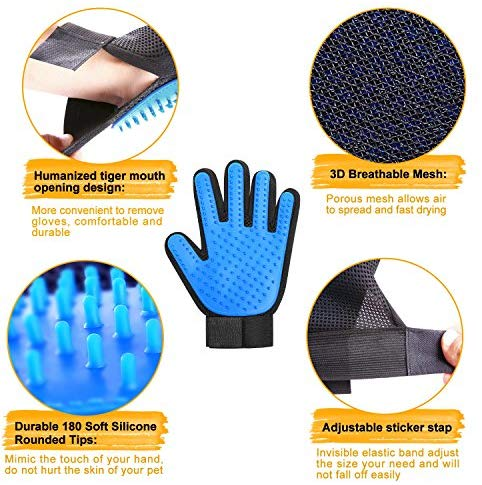 HydroDawgs Grooming Gloves