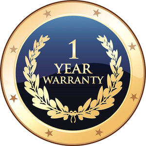 THE MAGICVAC™ 1 Year Warranty