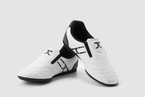 JC Kicks MK1 - Black And White