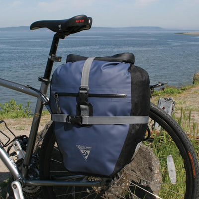 Seattle Sports Titan Pannier Waterproof Bike Bag - Pedal the Metal