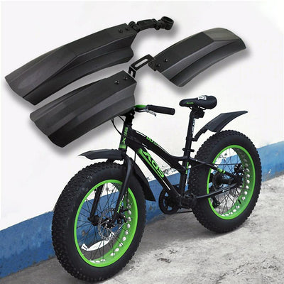 Fat Bike Fenders - Pedal the Metal
