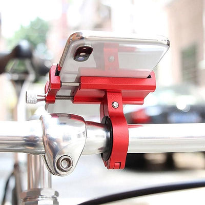 Slim Phone Holder - Pedal the Metal