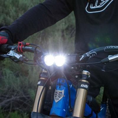 Niterider 4200 Enduro Remote Control Bike Light - Pedal the Metal