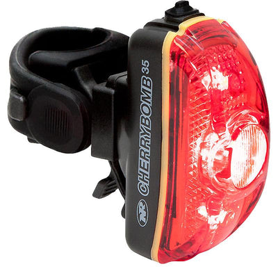 Niterider Cherrybomb 35 Bike Taillight - Pedal the Metal