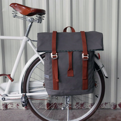 Waterproof USB Tech Pannier/Backpack - Pedal the Metal
