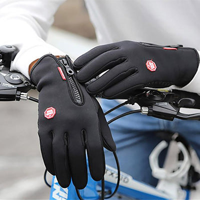 Waterproof Cycling Gloves - Pedal the Metal