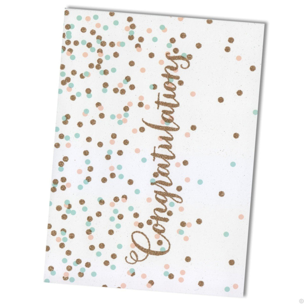 Congratulations Greetings Card (will vary)