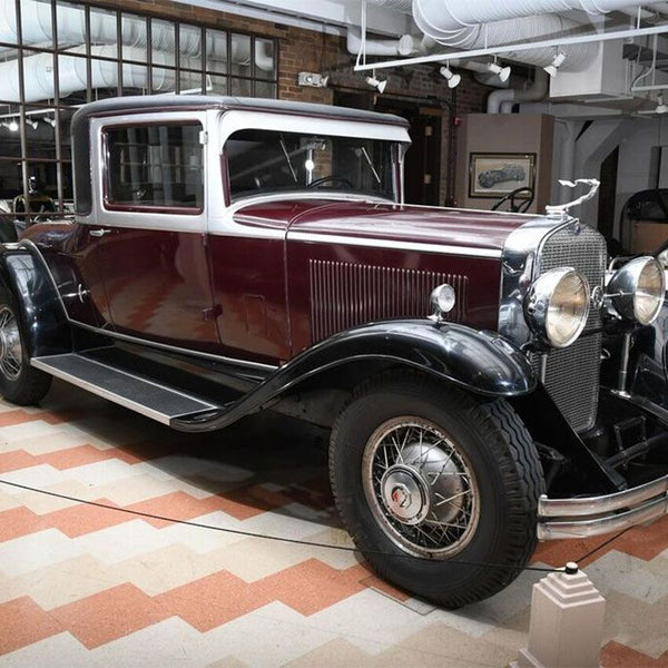1930 LaSalle Coupe