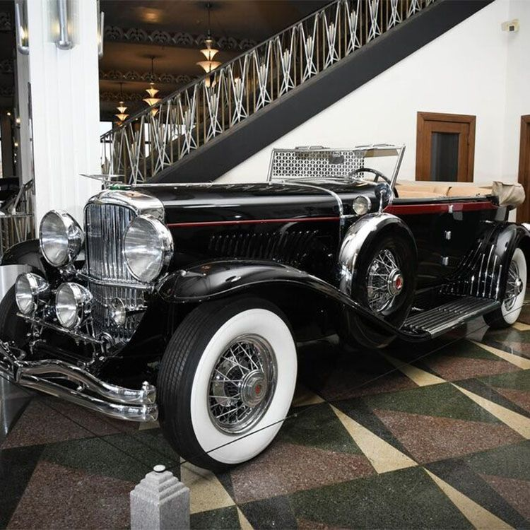 1932 Duesenberg Model J Convertible