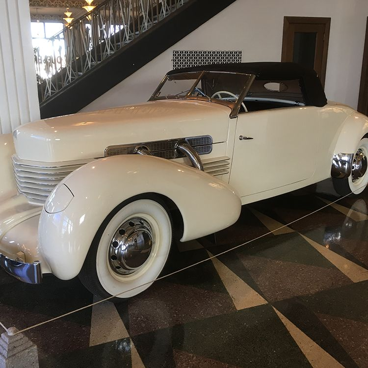 1937 Cord 812 Convertible Coupe