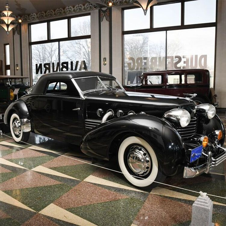 1937 Cord 812 Coupe