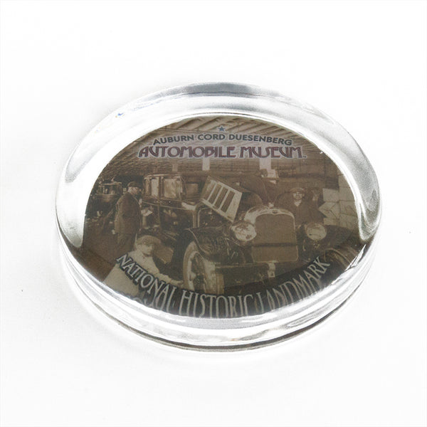 Museum Historic Landmark Paperweight