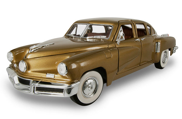 1948 Tucker Torpedo Model 1:18 - Gold