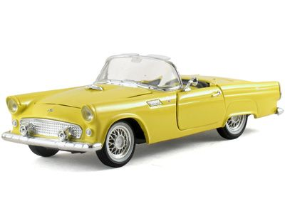 1955 Ford Thunderbird Convertible Model 1:32