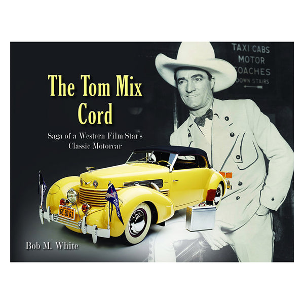 Tom Mix Cord Book