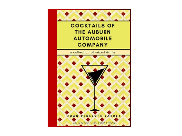 Cocktails of the Auburn Automobile Company