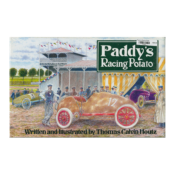 Paddy's Racing Potato Book for all ages