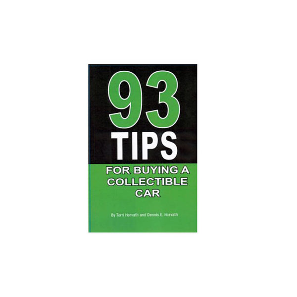 93 Tips For Buying a Collectible Car