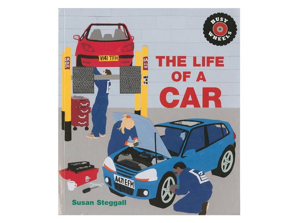 The Life of A Car Book