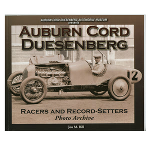 ACD Racers and Record Setters Book