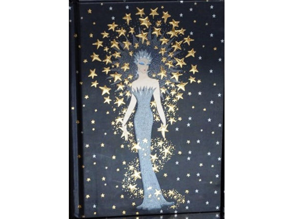 Erte Starstruck Pocket Journal