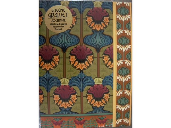 Grasset/Crown Design Lined-Journal