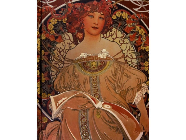 Mucha Reverie Sketch Book