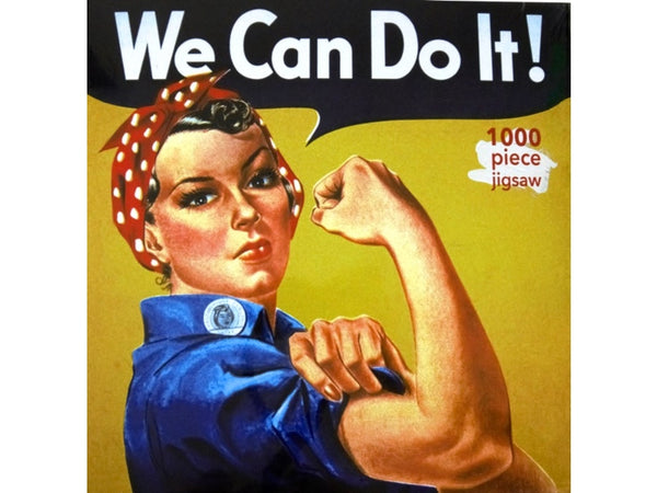 Rosie the Riveter Puzzle 1000 piece
