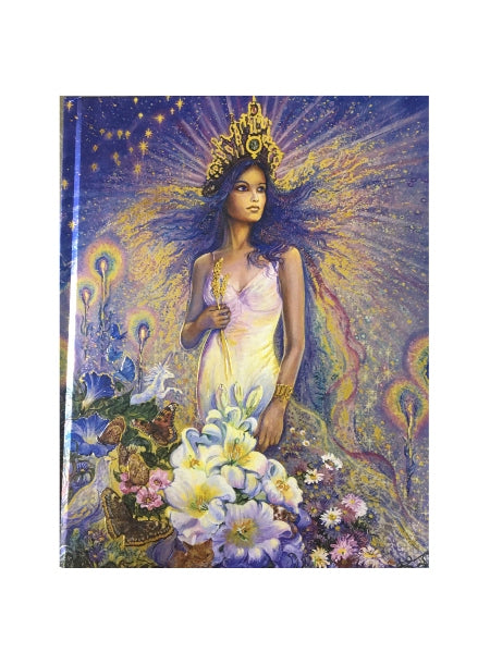 Josephine Wall: Virgo Sketch Book