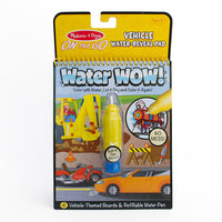 Water Wow Painting Vehicles - Melissa & Doug