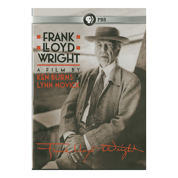 Frank Lloyd Wright PBS Documentary DVD