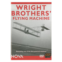 Wright Brothers' Flying Machine DVD