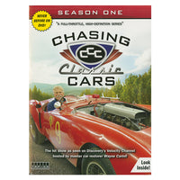 Chasing Classic Cars full first season DVDs